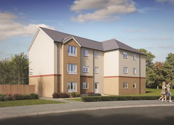 "Thumbnail 2 bed flat for sale in ""The Scott"" at Boydstone Path, Glasgow"