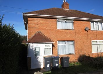 Thumbnail 3 bed property to rent in Harvington Road, Birmingham