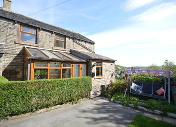 Thumbnail 3 bed cottage for sale in Booth House Lane, Holmfirth