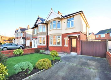 Thumbnail 3 bedroom semi-detached house for sale in Bispham Road, Layton, Blackpool, Lancashire