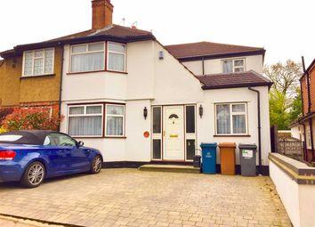Thumbnail 4 bed semi-detached house for sale in Uxbridge Road, Harrow Weald, Harrow