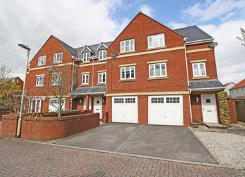 Thumbnail 4 bed town house for sale in Seabrook Mews, Exeter