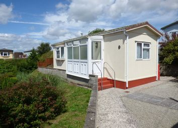 Thumbnail 1 bed mobile/park home for sale in Stamford Lane, Hooe, Plymouth