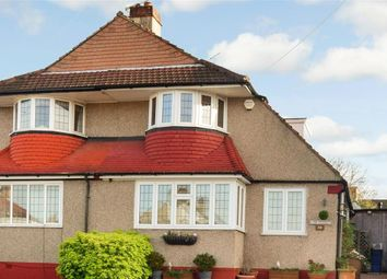 Thumbnail 4 bed semi-detached house for sale in Treewall Gardens, Bromley, Kent