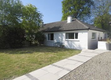 Thumbnail 2 bed semi-detached bungalow for sale in Llangrannog, Llandysul
