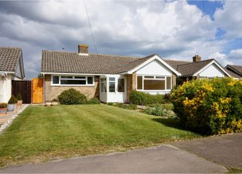 Thumbnail 2 bed detached bungalow for sale in Queens Field Walk, West Meads