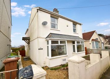 Thumbnail 3 bed detached house for sale in Rocky Park Road, Plymouth, Devon