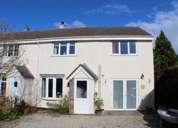 Thumbnail 4 bed semi-detached house for sale in Lower Elms, St. Minver, Wadebridge