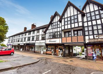 Thumbnail 1 bed flat for sale in Bishopsmead Parade, East Horsley, Leatherhead