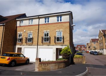 Thumbnail 3 bedroom end terrace house for sale in Bristol South End, Bedminster