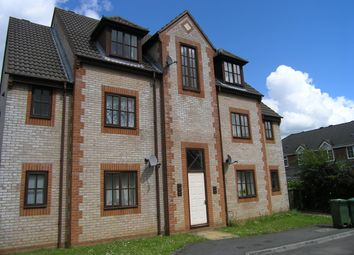 Thumbnail 1 bed flat to rent in Lansdown Grove, Chippenham