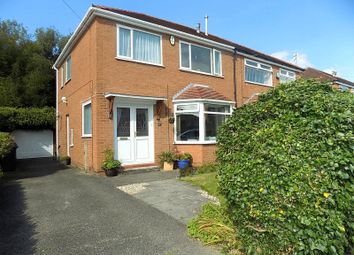 Thumbnail 3 bed semi-detached house for sale in Kirkham Road, Leigh, Greater Manchester