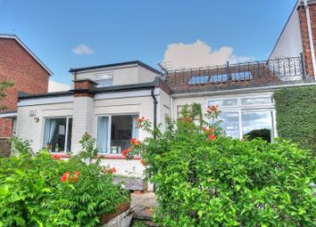 Thumbnail 3 bed semi-detached house for sale in Press Lane, Norwich