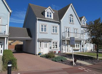 4 bed property for sale in David Newberry Drive, Lee-On-The-Solent PO13