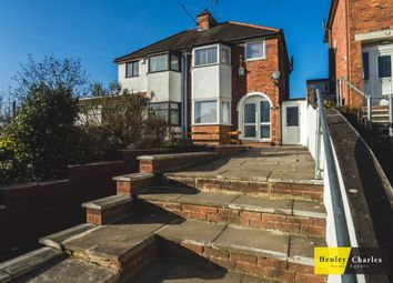Thumbnail 3 bed semi-detached house to rent in Stanford Road, Great Barr, Birmingham