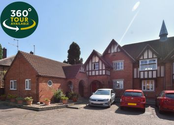 Thumbnail 2 bed flat for sale in King Street, Oadby, Leicester