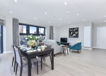 Thumbnail 3 bed flat for sale in Ilderton Road, London