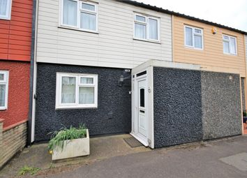 Thumbnail 3 bed terraced house to rent in Mayflower Close, South Ockendon