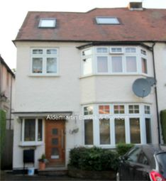Thumbnail 6 bed semi-detached house for sale in West Avenue, London