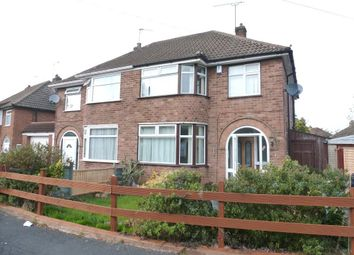 Thumbnail 3 bedroom property to rent in Thorpe Drive, Wigston