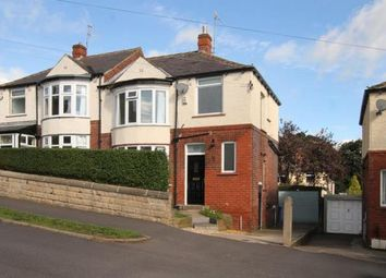 Thumbnail 3 bed semi-detached house for sale in Greystones Hall Road, Sheffield
