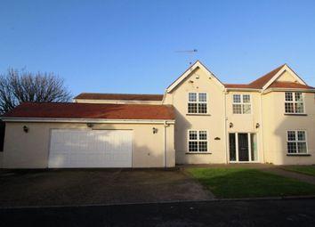 Thumbnail 5 bed detached house to rent in Davenport Road, Bognor Regis