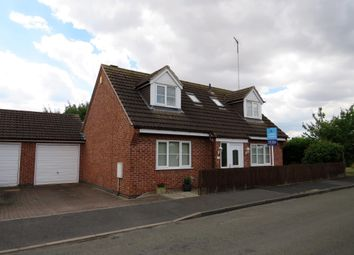 Thumbnail 3 bed detached house for sale in Valerie Road, Aston-On-Trent, Derby