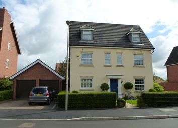 Thumbnail 6 bed detached house to rent in Chesterton Way, Weston, Crewe, Cheshire