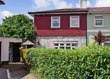 Thumbnail 2 bed end terrace house for sale in Somerville Place, Portsmouth, Hampshire