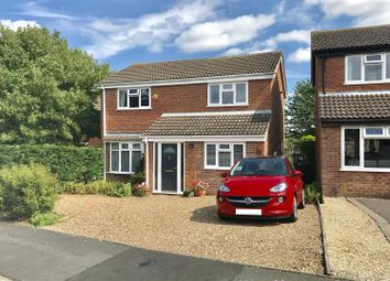 Thumbnail 4 bed detached house for sale in Cranmere Road, Melton Mowbray