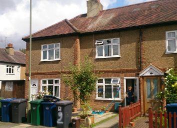 Thumbnail 2 bed terraced house for sale in Sherwood Terrace, Whetstone, London