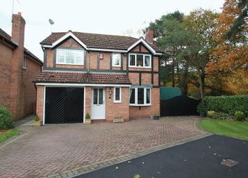 Thumbnail 4 bed detached house for sale in Boscombe Grove, Stoke-On-Trent