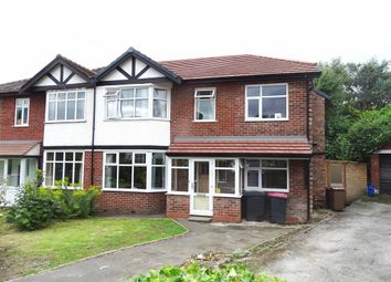 Thumbnail 6 bed semi-detached house for sale in Norwood Avenue, Salford, Salford
