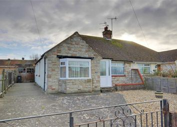 Thumbnail 2 bed semi-detached bungalow for sale in Sackville Road, Broadwater, Worthing, West Sussex