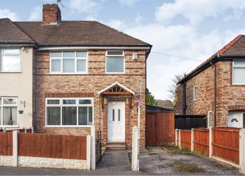 Thumbnail 3 bed semi-detached house for sale in Glendevon Road, Liverpool