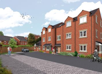 Thumbnail 1 bed flat for sale in Plot 1, Baldwin Court, Worcester