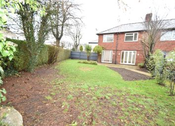 Thumbnail 3 bed detached house for sale in Moreton Avenue, Whitefield, Manchester, Greater Manchester