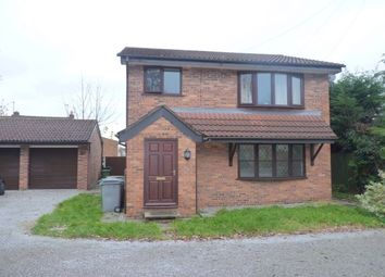 Thumbnail 1 bed flat to rent in Archers Croft, The Rake, Bromborough, Wirral