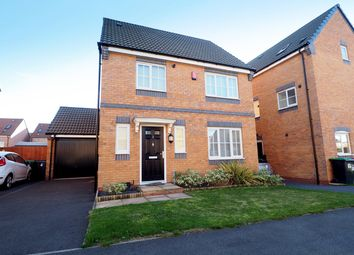 Thumbnail 3 bed link-detached house for sale in Lower Meadow Lane, Huthwaite, Sutton-In-Ashfield