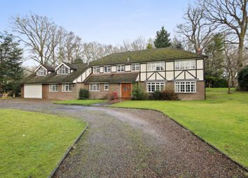 Thumbnail 5 bed property to rent in Albany Close, Blackhills, Esher, Surrey