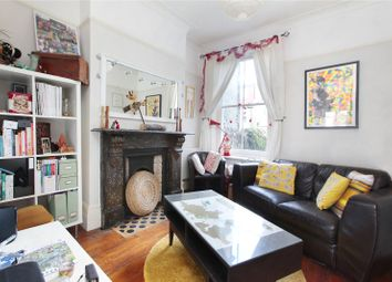 Thumbnail 1 bed flat to rent in Prideaux Road, Clapham North, London