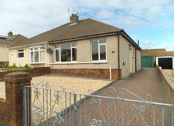 Thumbnail 2 bedroom bungalow for sale in Goldsmith Close, Cefn Glas, Bridgend