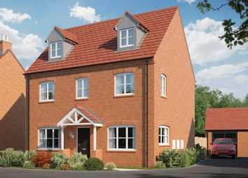 Thumbnail 5 bed detached house for sale in Blackthorn Road, Ambrosden, 2Aj