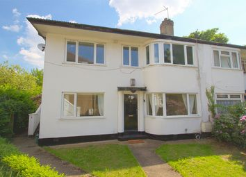 Thumbnail 2 bedroom flat for sale in Grafton Close, London
