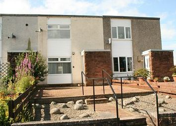 Thumbnail 2 bed terraced house for sale in College Avenue, Dumfries