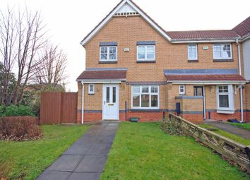 Thumbnail 3 bed property for sale in Somervyl Avenue, Longbenton, Newcastle Upon Tyne