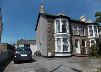 Thumbnail 3 bed semi-detached house for sale in Barncoose Terrace, Illogan Highway, Redruth