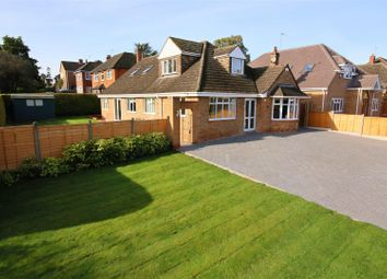 Thumbnail 4 bed detached house for sale in Barton Road, Bilton, Rugby