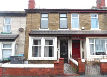 Thumbnail 3 bed terraced house for sale in Lune Grove, Blackpool