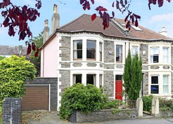 Thumbnail 4 bed semi-detached house for sale in Effingham Road, St. Andrews, Bristol